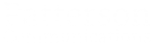 Patterson Communications, Inc. Logo